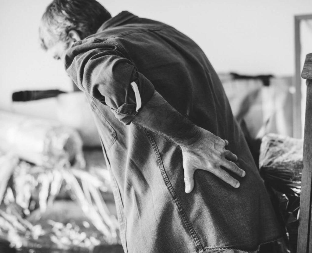 Massagepistole Muskelverspannung