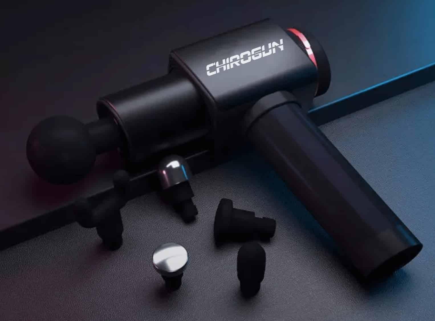 ChiroGun Massage Pistole kaufen
