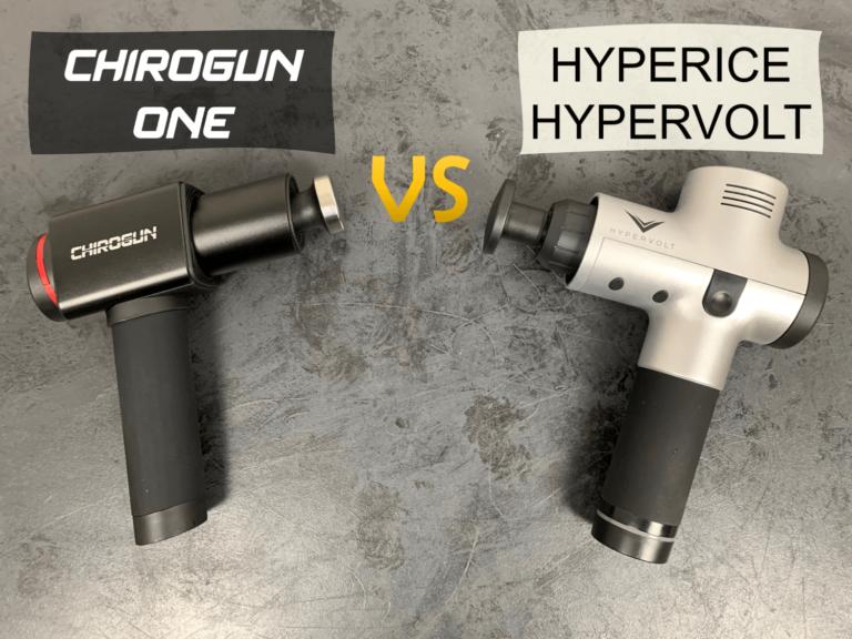 Hypervolt ChiroGun Massagepistole Vergleich