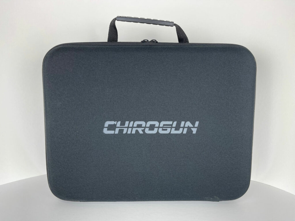 ChiroGun ONE Massagepistole Tasche